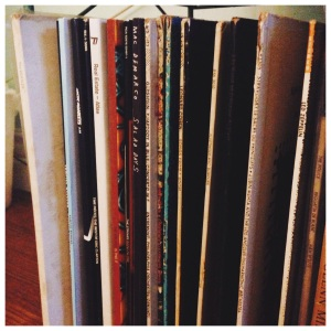 Music of all genres has always been a significant part of my life. Here are a few of the vinyl records I enjoy most.