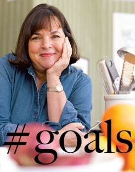"Really though, Ina Garten is kind of everything. There is now a ""What Would Ina Do?"" sign in the Poly Post newsroom."