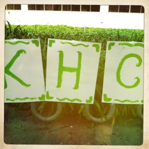 I will miss being involved in KHCC, Sigma Tau Delta and the Poly Post. A lot.
