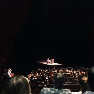 "Earlier this week, I heard Ira Glass on This American Life use the word ""janky."" I didn't think my life could be any more complete. However, I heard Ina Garten in the flesh say ""Oh, shit"" and now my life is truly, truly complete."