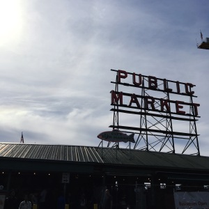 Pike's Place.