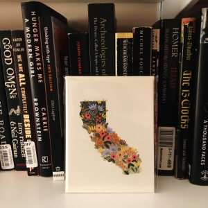 California in bloom, by Rifle Paper Co.