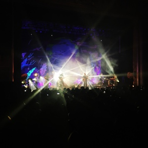 The Shins, at the Fox Theater Pomona.